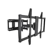 Stable Series Full Motion Wall Mount for Extra Large 60 - 100 inch TV's Max 175 lbs UL Certified