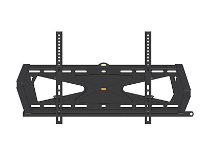 Tilt TV Wall Mount Bracket with Anti Theft Feature UL Certified Max 88 lbs 37 70 inch