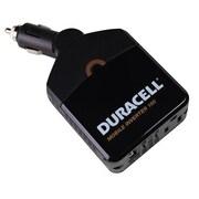 Battery Biz® Duracell® 150 W Mobile Power Inverter, Black (DRINVM150)
