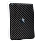 "BodyGuardz® Armor Carbon Fiber BZACBIM0912 PVC Protection Film for 7.9"" iPad mini, Black"