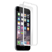 BodyGuardz® ScreenGuardz Pure™ with The Crown® Premium Screen Protector for iPhone 6s Plus, Clear/White (SGPCWAPI6P2B0)