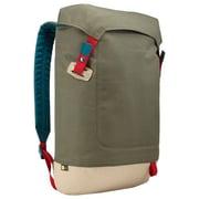 "Case Logic® Larimer Rucksack Petrol Green Polyester 15.6"" Backpack (LARI115PETROL)"