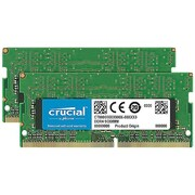 Crucial™ 8GB (2 x 4GB) DDR4 SDRAM SoDIMM DDR4-2133/PC4-17000 Laptop Memory Module (CT2K4G4SFS8213)