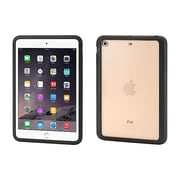 "Griffin Reveal GB40404 Polycarbonate/Rubber Back Cover for 7.9"" iPad mini 1/2/3, Black/Clear"