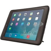 "Griffin Survivor Slim XB39502 Polycarbonate/Silicone Case for 9.7"" iPad Air, Black/Clear"