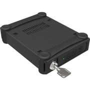 "Icy Dock® ToughArmor 2.5"" SATA Drive Enclosure, Matte Black (MB991U31SB)"