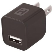 iHome® 1 A Wall Charger with 5' Cable for iPhone 5, Black (IHCT1100B)