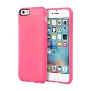 Incipio® NGP Flexible Impact-Resistant Case for iPhone 6/6s, Translucent Neon Pink (IPH1181NEONPNK)