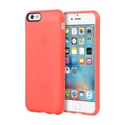 Incipio® NGP Flexible Impact-Resistant Case for iPhone 6/6s, Translucent Neon Red (IPH1181NEONRED)