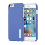 Incipio® DualPro Impact Absorbing Hard Shell Case for iPhone 6 Plus/6s Plus, Periwinkle/Haze Blue (IPH1195PERBLU)