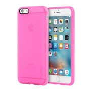 Incipio® NGP Flexible Impact-Resistant Case for iPhone 6 Plus/6s Plus, Pink (IPH1197PNK)