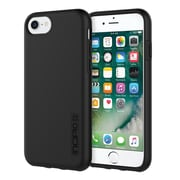 Incipio® DualPro The Original Dual Layer Protective Case for iPhone 7, Black (IPH1465BLK)