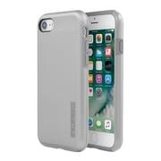 Incipio® DualPro SHINE Dual Layer Protective Case for iPhone 7, Silver/Gray (IPH1466sLG)