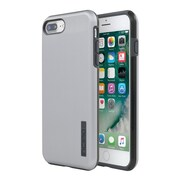 Incipio® DualPro SHINE Case for iPhone 7 Plus, Space Gray/Charcoal (IPH1492SGC)