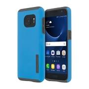 Incipio® DualPro Impact Absorbing Core Hard Shell Case for Samsung Galaxy S7, Blue/Gray (SA725BLG)
