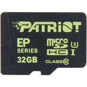 Patriot™ EP Class 10/UHS-I 32GB microSDHC Flash Memory Card