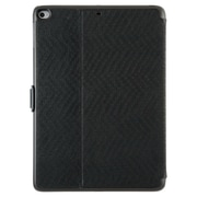 "speck® StyleFolio Luxury Edition 70874C243 Faux Leather Case for 9.7"" iPad Air 2, Faux Snake Black/Nickel/Slate Gray"