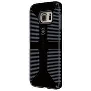speck® CandyShell Grip Back Cover for Samsung Galaxy Note 5, Black/Slate Gray (73067B565)