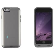 Spyder® PowerShadow Battery Case for iPhone 6/6s, Titanium