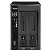 Thecus® 2GB RAM Tower SAN/NAS Server (N2810)