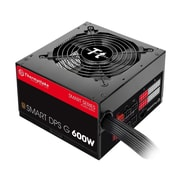 Thermaltake® Smart DPS G Bronze 600 W Power Supply, Black (SPG-600DH2CCB)