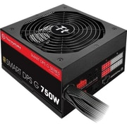 Thermaltake® Smart DPS G Gold 750 W Power Supply, Black (SPG-750DH3CCG)