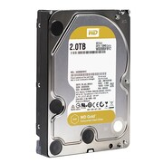WD® WD2005FBYZSP Gold 2TB Internal Hard Drive for Server/Storage System