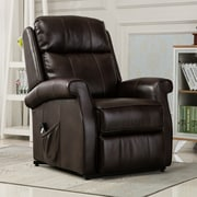 Comfort Pointe Lehman 3 Position Lift Chair; Brown