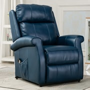 Comfort Pointe Lehman 3 Position Lift Chair; Navy Blue