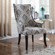 BestMasterFurniture Floral Arm Chair