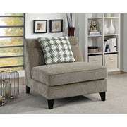 A&J Homes Studio Kristi Armless Chair
