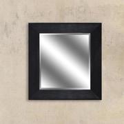 Y Decor Dark Bronze Reflection Beveled Wall Mirror