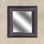 Y Decor Oil Rubbed Bronze Reflection Beveled Wall Mirror