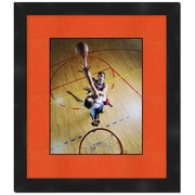 Frames By Mail Wall Picture Frame w/ Basketball Textured Matte; 8'' x 10''
