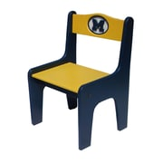 Fan Creations NCAA Team Spirit Child's Desk Chair; Michigan