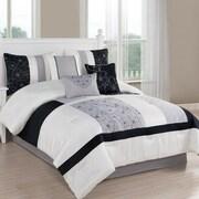 Studio17 Brighton 7 Piece Comforter Set; Queen