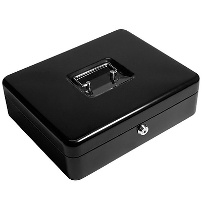 Barska Cash Box and Coin Tray w/