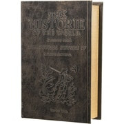 Barska Key Lock Antique Book Safe; 10.75'' H x 7'' W x 2.75'' D
