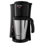Black & Decker Brew 'N Go Deluxe Coffee Maker w/ Plastic Mug