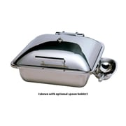 SMART Buffet Ware Square Chafing Dish w/ Stainless Steel Lid
