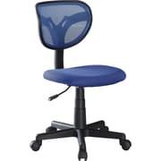Wildon Home   Aquinnah Mesh Desk Chair; Blue