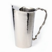Star Home Palm Beach Hammered Water Pitcher