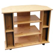 Home Loft Concepts TV Stand; Natural