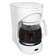 Proctor-Silex 12 Cup Coffee Maker; White
