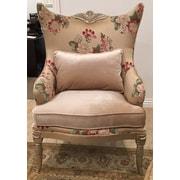 Benetti's Italia Versailles Wingback Chair