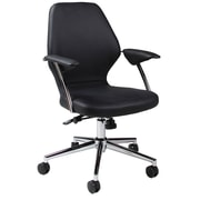 Impacterra Ibanez Desk Chair; Black