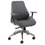 Impacterra Isobella Desk Chair; Grey