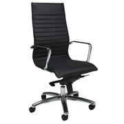 Impacterra Kaffina Desk Chair; Black
