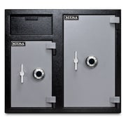 Mesa Safe Co. 27'' Commercial Depository Safe; Combination Dial Lock