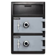 Mesa Safe Co. 30'' Commercial Depository Safe; Combination Dial Lock